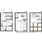 ハーミットクラブハウス高井戸 / Aタイプ 部屋画像1