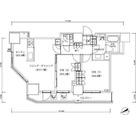 パークキューブ愛宕山タワー / 2LDK(60.92㎡) 部屋画像1