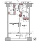 パークアクシス白金台 / 1LDK(43.50㎡) 部屋画像1