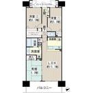 東京ナイル / 817 部屋画像1