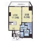 エフパークレジデンス横浜反町3261 / 2階 部屋画像1