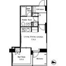 パークアクシス西麻布ステージ / 1R(30.75㎡) 部屋画像1