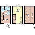 クロススクエア西大井 / 1DK(36.68㎡) 部屋画像1