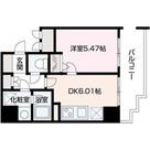 ウインベルコーラス聖蹟桜ケ丘 / Bタイプ(43.47㎡) 部屋画像1