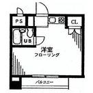 リエス川崎 / ワンルーム(22.58㎡) 部屋画像1