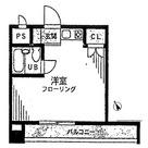 リエス川崎 / ワンルーム(22.79㎡) 部屋画像1