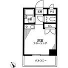 リエス川崎 / ワンルーム(21.25㎡) 部屋画像1