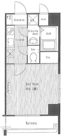 ハイトサーブル川崎 / 2階 部屋画像1