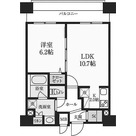 S-RESIDENCE押上パークサイド / 1LDK(42.49㎡) 部屋画像1
