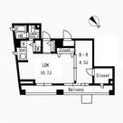 レジディア代々木の杜 / 6C 部屋画像1