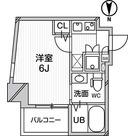 アジールコート中野坂上 / 1K(19.75㎡) 部屋画像1