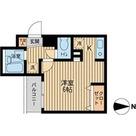 ドゥーエ西大島 / 1R(21.67㎡) 部屋画像1