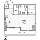 リエス千葉新宿 / ワンルーム(25.09㎡) 部屋画像1