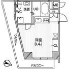 リエス千葉新宿 / ワンルーム(21.48㎡) 部屋画像1