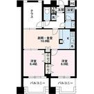 ウインベル・デュエット我孫子 / Gタイプ(54.39㎡) 部屋画像1