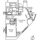 パークアクシス方南町 / 1LDK(43.70㎡) 部屋画像1