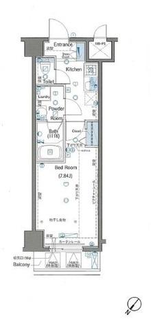 ヴォーガコルテ田端壱番館 / 6階 部屋画像1
