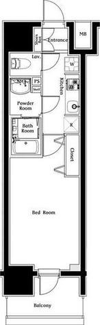 Nステージ八王子 / 2階 部屋画像1