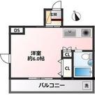 シェリールプレイス川崎 / 1R(17.50㎡) 部屋画像1