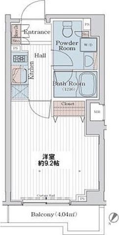 カスタリア三宿 / 2階 部屋画像1