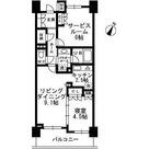 シャンピアグランデ深沢 / 1SLDK(52.08㎡) 部屋画像1