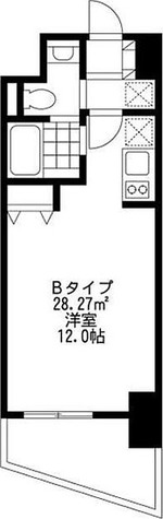 SIDE One(サイドワン) / 1階 部屋画像1