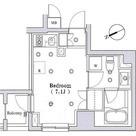 アパートメンツ銀座東 / 1R(22.30㎡) 部屋画像1