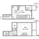 白金高輪レジデンス / Cタイプ 部屋画像1
