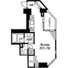 フレッグ自由が丘(FLEG自由が丘) / ワンルーム(31.88㎡) 部屋画像1