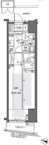 ZOOM都庁前(ズーム都庁前) / 2階 部屋画像1