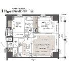 ZOOM西五反田 / Hタイプ(60.60㎡) 部屋画像1