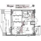ZOOM白金高輪 / Kタイプ(37.46㎡) 部屋画像1