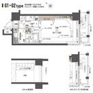 ZOOM西五反田 / 1501 部屋画像1