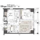 ZOOM西五反田 / 12階 部屋画像1
