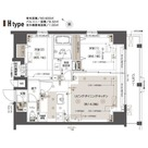 ZOOM西五反田 / 1403 部屋画像1