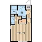 ZESTY幡ヶ谷(ゼスティ幡ヶ谷) / Cタイプ(22.32㎡) 部屋画像1