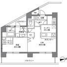 ストーリア白金台 / Fタイプ(50.60㎡) 部屋画像1