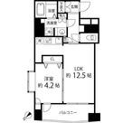 レニール本駒込 / 1LDK(40.20㎡) 部屋画像1