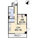 エアデージ田園調布 / 1LDK(35.02㎡) 部屋画像1