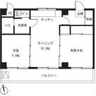 チェスターハウス鶴見 / 2DK(47.85㎡) 部屋画像1