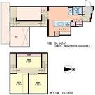 セルバメグロ / 1階 部屋画像1