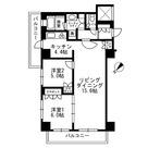 URBAN PARK代官山Ⅱ / 2LDK(67.11㎡) 部屋画像1