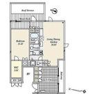 月光町アパートメント / 402 部屋画像1