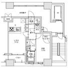正金アパートメント入船 / 601 部屋画像1