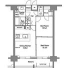 コンフォリア下北沢 / Hタイプ(50.21㎡) 部屋画像1