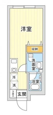 LAZ luminosa.kawasaki / 2階 部屋画像1