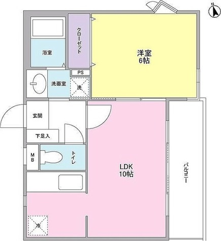 RUELLE神宮前(リュエル神宮前) / 2階 部屋画像1