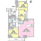 ブランズ渋谷常盤松 / 3LDK(83.98㎡) 部屋画像1