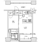 正金アパートメント入船 / 1102 部屋画像1