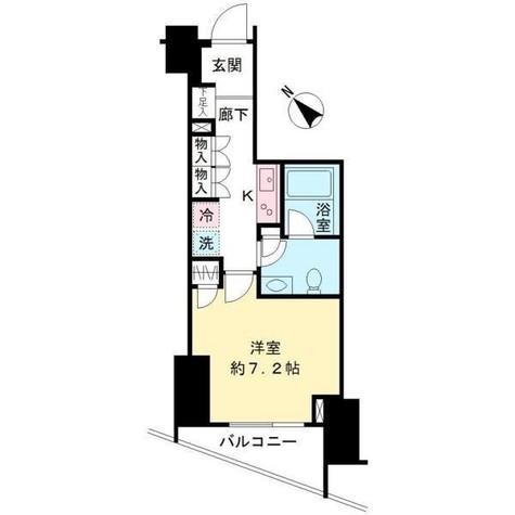 ピアース初台センティア / 11階 部屋画像1